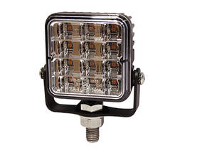 LED-vilkkulyhty 74x74x38mm - Led-majakat - 59036 - 1